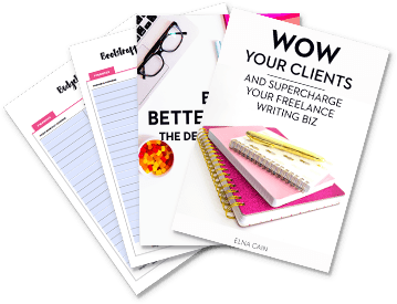 write your way to your first k lance writing course get on the right track bundle